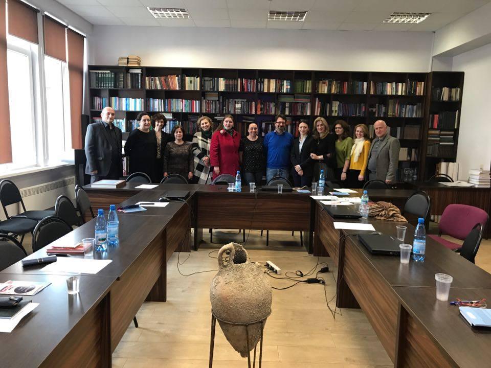 Erasmus+ Seminar in Sokhum/i