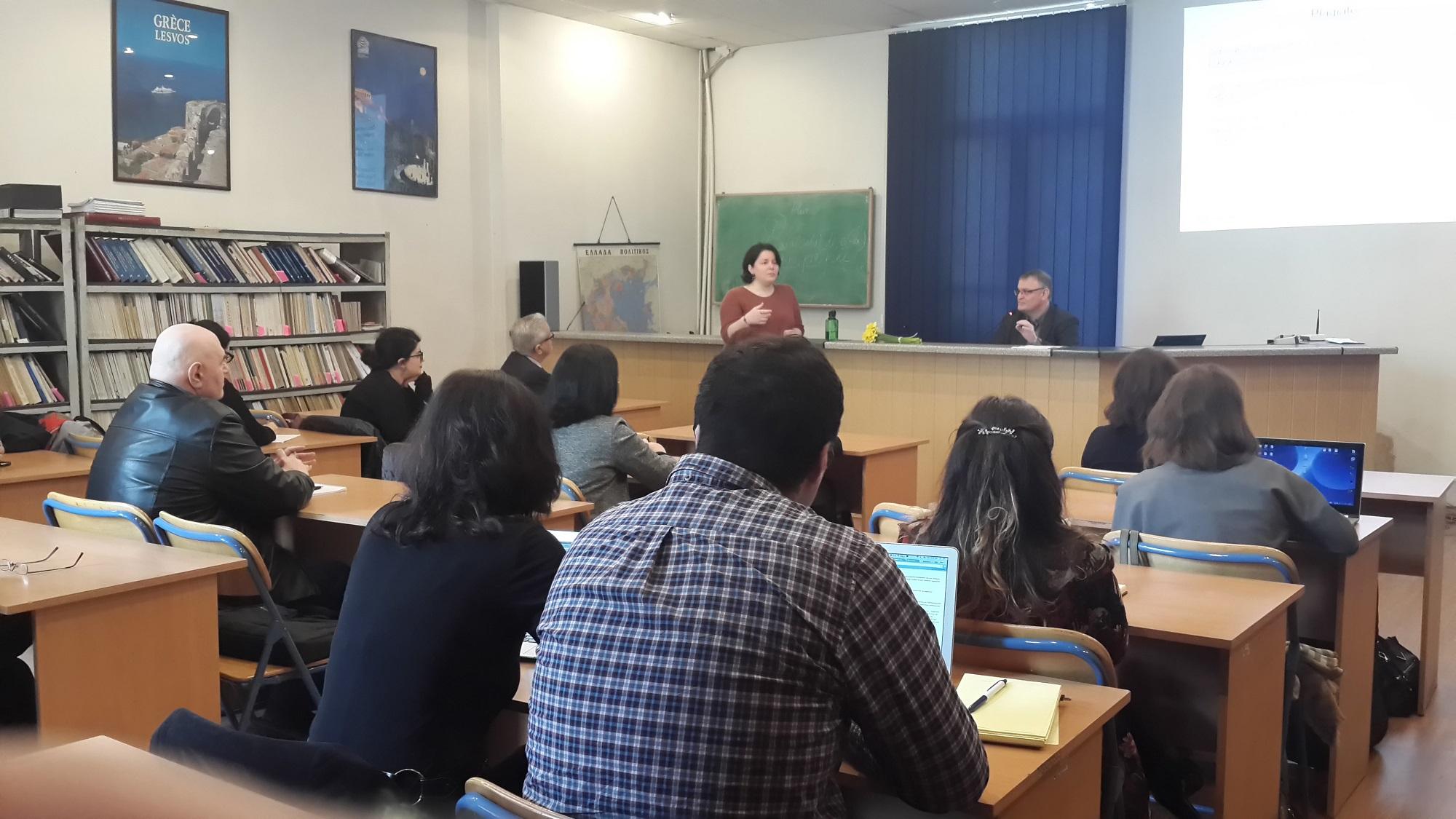TAM seminar on Plagiarism